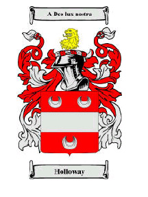 Holloway Coat of Arms